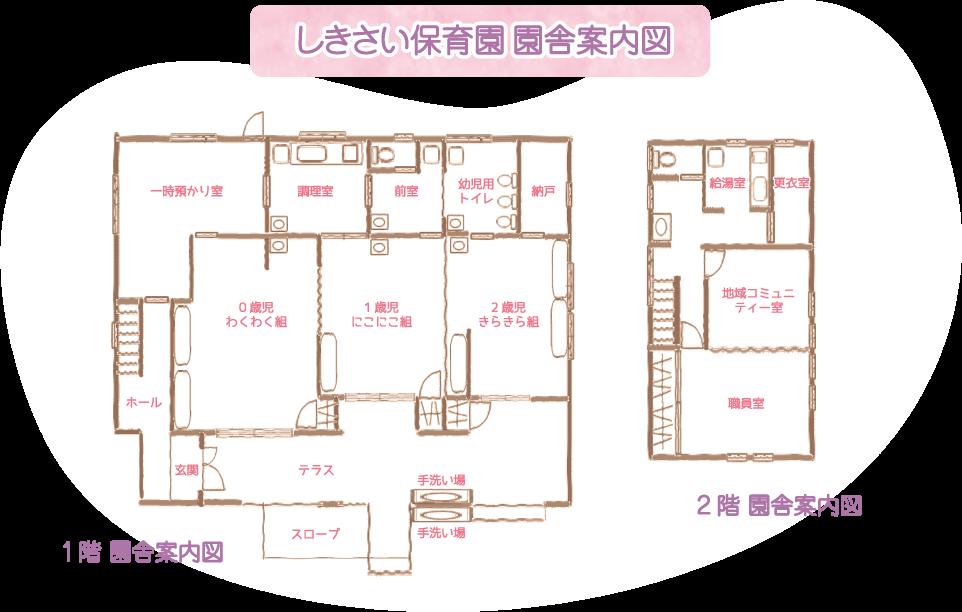 園舎案内図